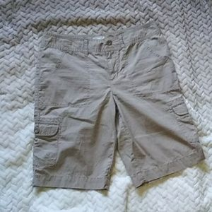 5/$25🌴Bass khakis Bermuda length